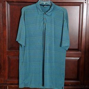 Nike Shirts - Nike Golf Dri-Fit Polo Shirt Size XXL